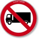 No Heavy Vehicles